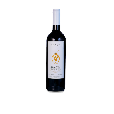 Nanua Krakhuna Orange (Amber) Qvevri wine 2017