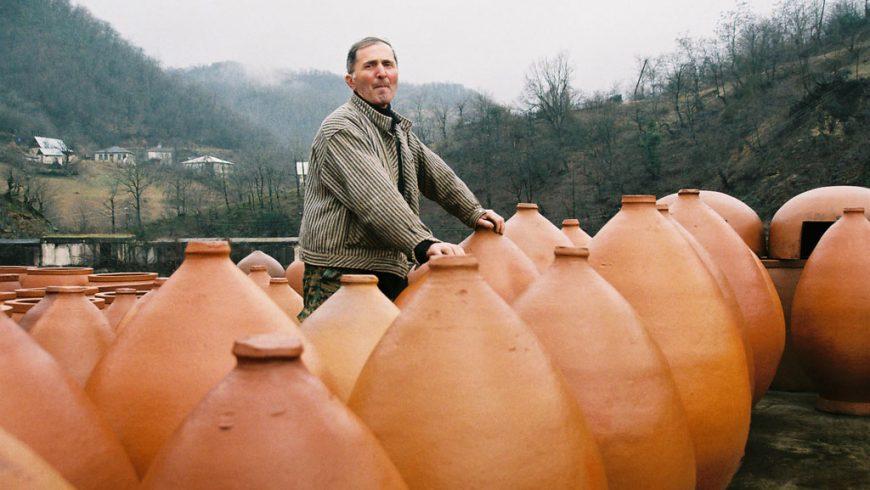 Qvevri Wine Making In Georgia