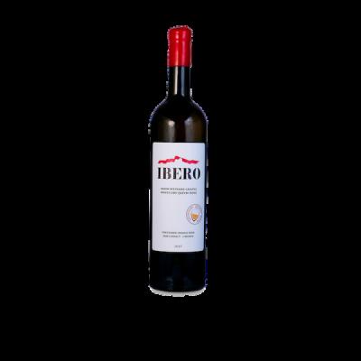 Ibero Mitsvane amber wine 2017
